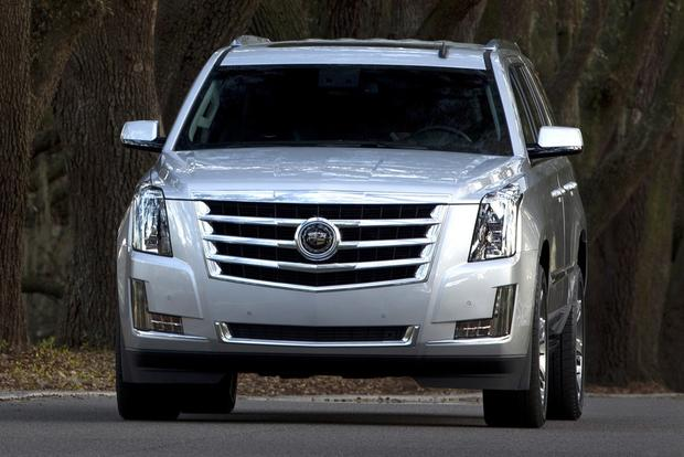 2015 Cadillac Escalade: New Car Review featured image large thumb1