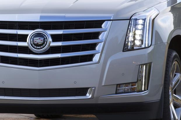 2014 vs  2015 Cadillac Escalade: What's the Difference? - Autotrader