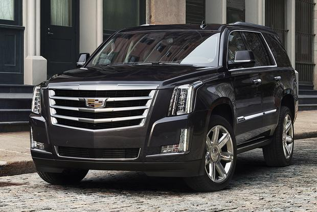 2017 Cadillac Escalade New Car Review Autotrader