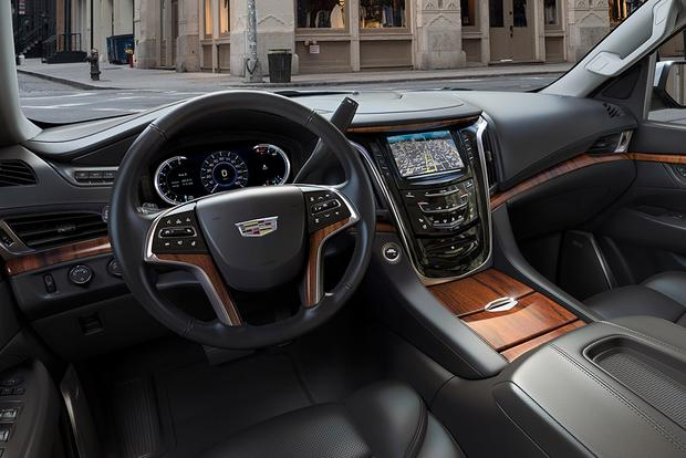 2017 Cadillac Escalade: New Car Review featured image large thumb4
