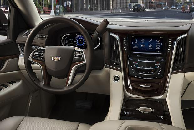 2017 Cadillac Escalade: New Car Review featured image large thumb5
