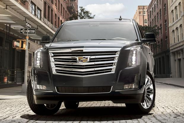 2018 Cadillac Escalade: New Car Review featured image large thumb5