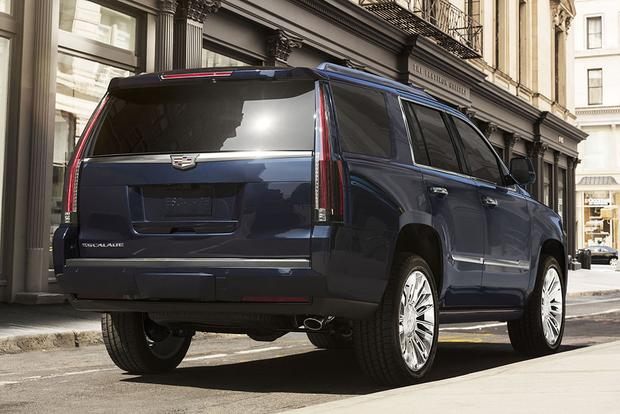 2018 Cadillac Escalade: New Car Review featured image large thumb6