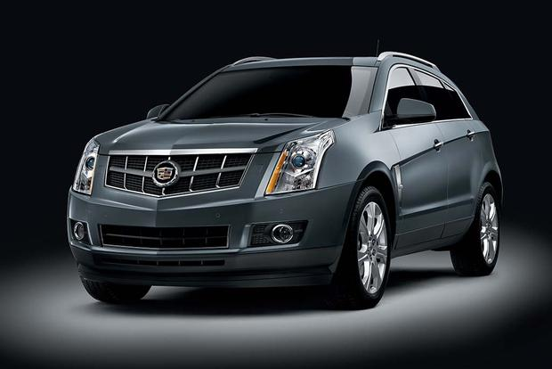 2010 Cadillac SRX: Used Car Review