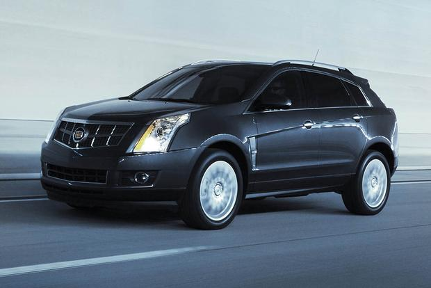 2011 Cadillac SRX: Used Car Review Featured Image Large Thumb0