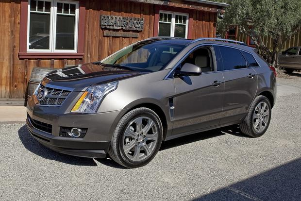2012 Cadillac SRX: New Car Review featured image large thumb0