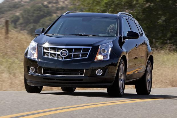 2012 Cadillac SRX: New Car Review featured image large thumb1