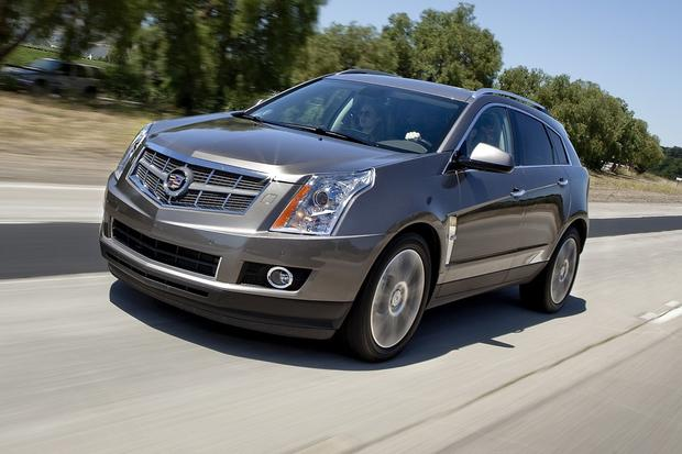2012 Cadillac SRX: New Car Review featured image large thumb2