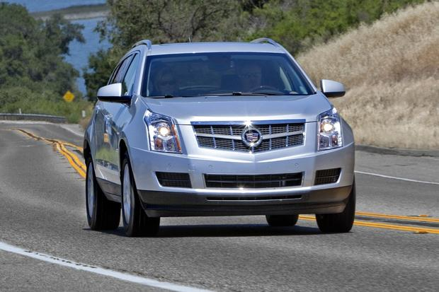 2012 Cadillac SRX: New Car Review featured image large thumb3