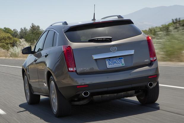 2012 Cadillac SRX: New Car Review featured image large thumb4