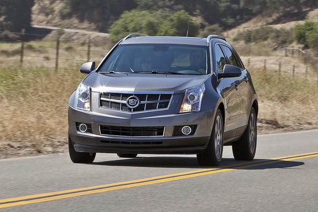 2012 Cadillac SRX: New Car Review featured image large thumb5