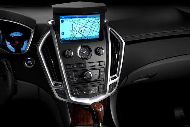 2012 Cadillac SRX: New Car Review featured image large thumb7