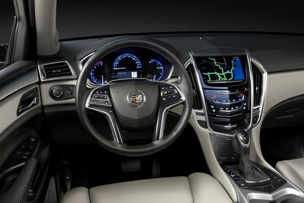 2013 Cadillac SRX: New Car Review featured image large thumb7