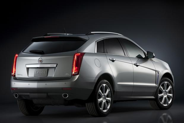 2015 Cadillac Srx New Car Review Autotrader