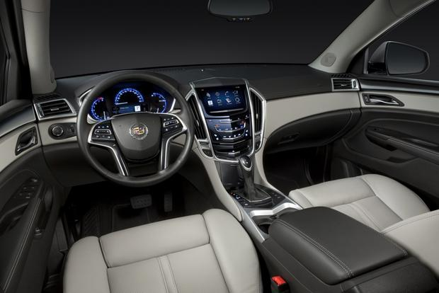 2015 Cadillac SRX: New Car Review featured image large thumb3