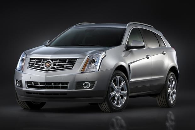 2015 Cadillac SRX: New Car Review featured image large thumb1