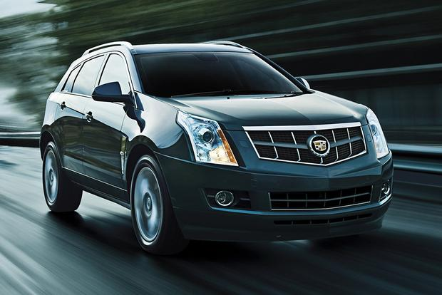 2015 Cadillac Srx Used Car Review Autotrader