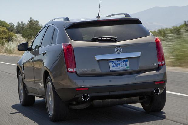 2014 Cadillac Srx Used Car Review Autotrader