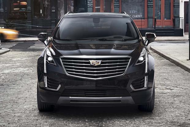 2017 Cadillac XT5: New Car Review featured image large thumb4