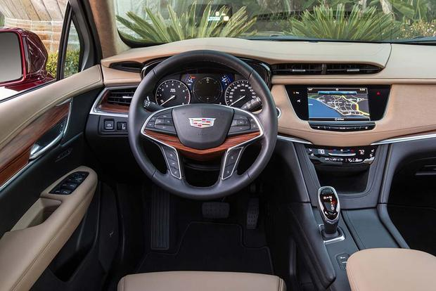 2017 Cadillac XT5: New Car Review featured image large thumb8