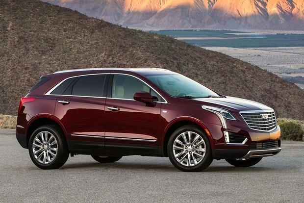 2017 Cadillac XT5: New Car Review