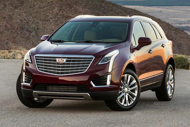 2017 cadillac xt5 new car review autotrader. Black Bedroom Furniture Sets. Home Design Ideas