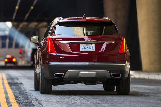 2017 Cadillac XT5: First Drive Review featured image large thumb3