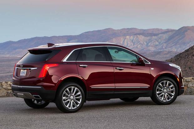 2017 Cadillac XT5 vs. 2017 Mercedes-Benz GLC-Class: Which Is Better? featured image large thumb9