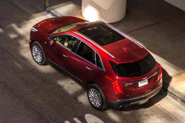 2017 Cadillac XT5 vs. 2016 Cadillac SRX: What's the Difference? featured image large thumb7