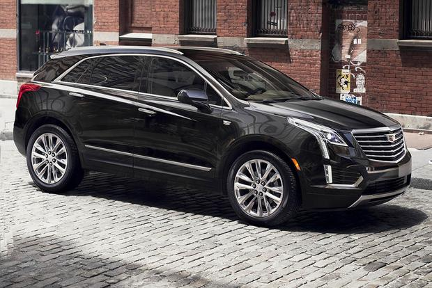 2017 Cadillac Xt5 Vs 2016 Cadillac Srx What S The Difference