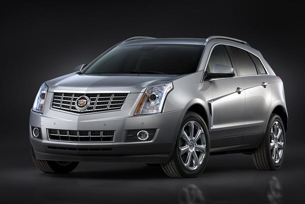 2017 Cadillac XT5 vs. 2016 Cadillac SRX: What's the Difference?