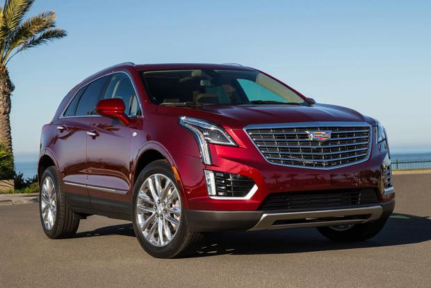 2018 Cadillac Xt5 New Car Review Autotrader