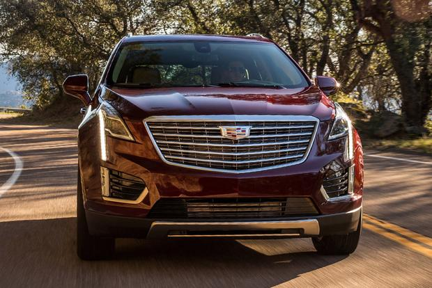 2018 Cadillac XT5: New Car Review featured image large thumb1