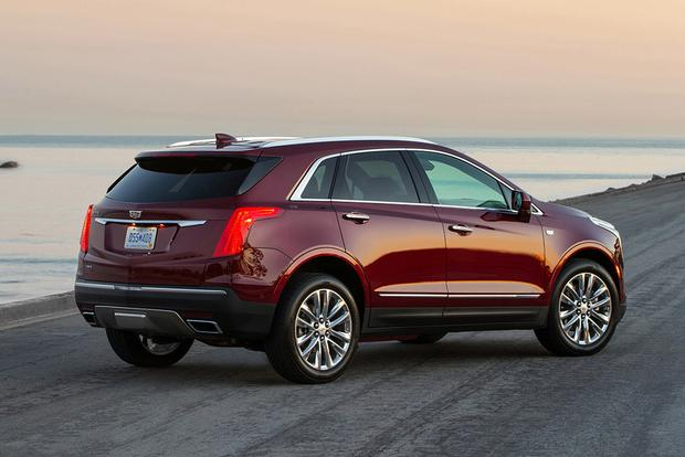 2018 Cadillac XT5: New Car Review featured image large thumb2