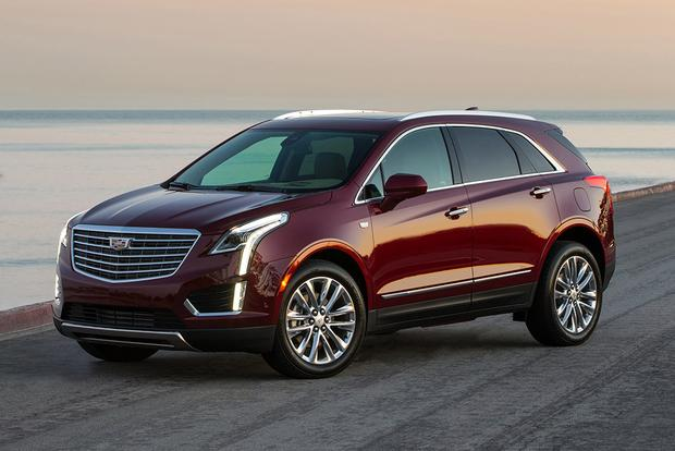 2018 Cadillac XT5: New Car Review featured image large thumb3