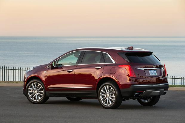 2018 Cadillac XT5: New Car Review featured image large thumb4