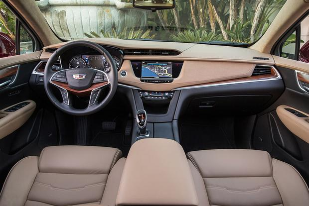 2018 Cadillac XT5: New Car Review featured image large thumb5