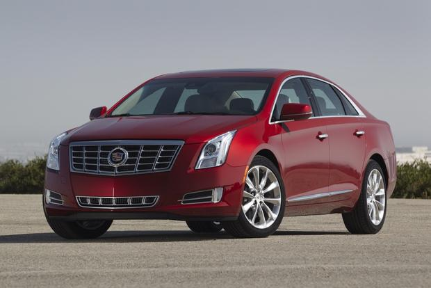 2013 Cadillac XTS: New Car Review