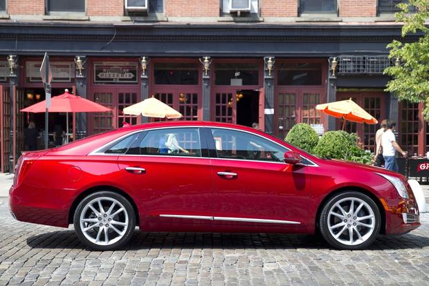 2014 Cadillac XTS: New Car Review featured image large thumb2