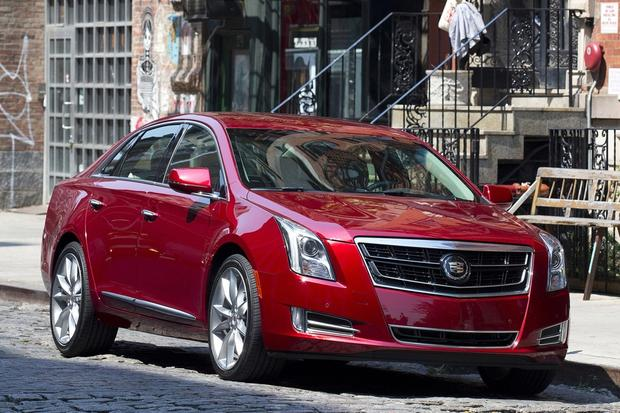 2014 Cadillac XTS: New Car Review featured image large thumb3