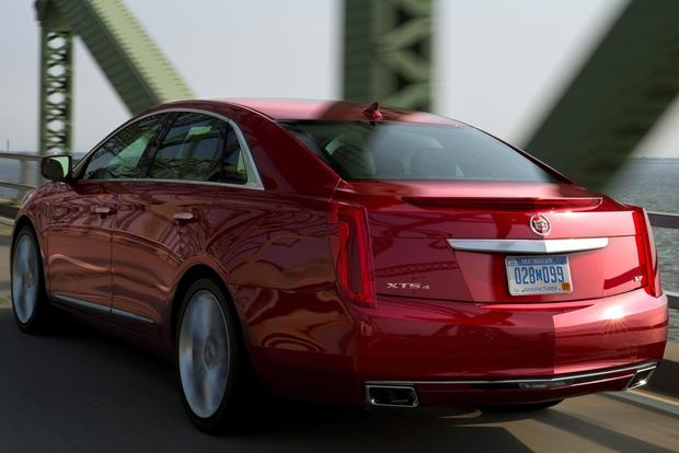 2014 Cadillac XTS: New Car Review featured image large thumb1
