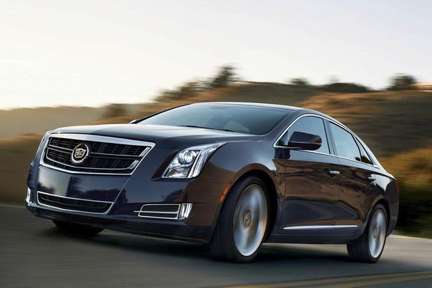 2015 Cadillac XTS: New Car Review featured image large thumb0