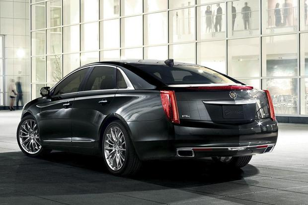 2015 Cadillac XTS: New Car Review featured image large thumb2
