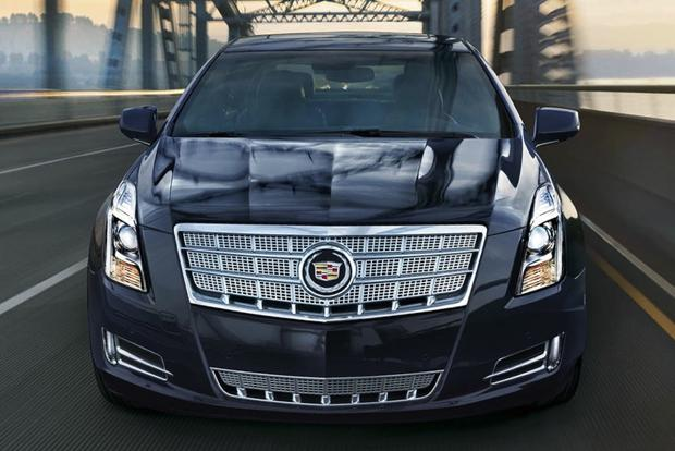 2015 Cadillac XTS: New Car Review featured image large thumb3