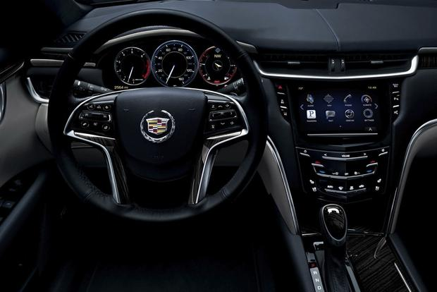 2015 Cadillac XTS: New Car Review featured image large thumb4