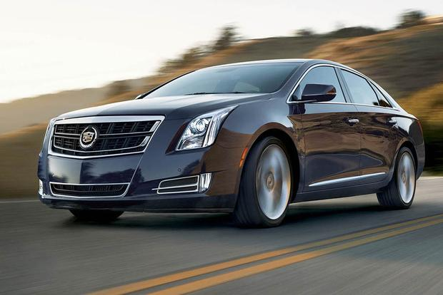2016 cadillac xts new car review autotrader. Black Bedroom Furniture Sets. Home Design Ideas