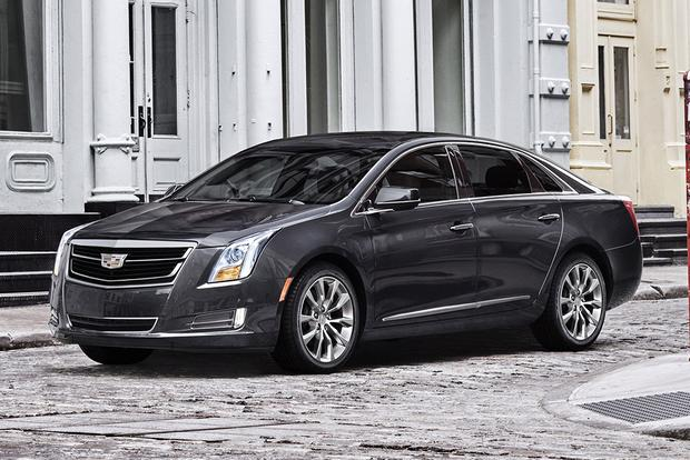 2017 Cadillac XTS: New Car Review featured image large thumb0