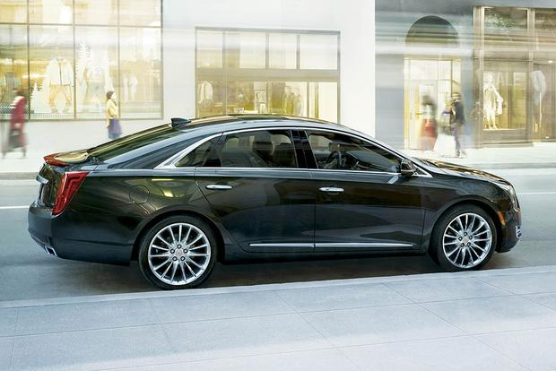 2017 Cadillac XTS: New Car Review featured image large thumb2