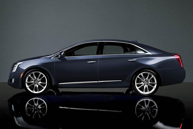 2017 Cadillac XTS: New Car Review featured image large thumb3