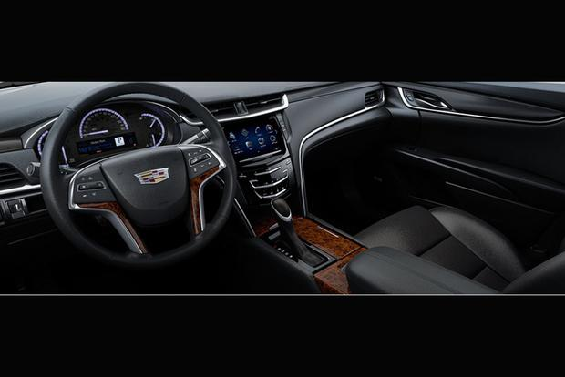 2017 Cadillac XTS: New Car Review featured image large thumb4